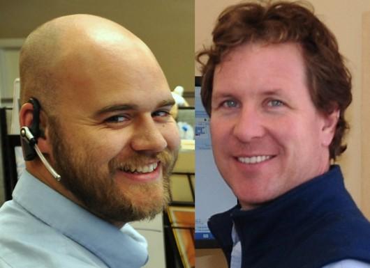 Matt & Nick for Linked in